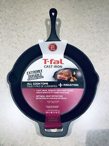 T-Fal cast iron fry pan 12""