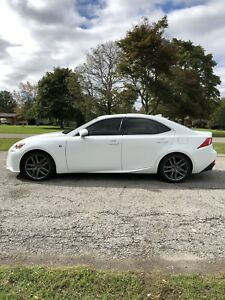 2016 Lexus IS 300 AWD F Sport, INCENTIVES And REDUCED