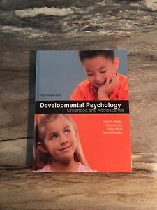 Developmental Psychology Textbook