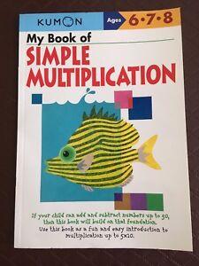 Kumon Math Workbooks