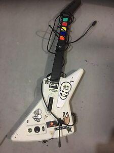 Xbox 360 Game Guitar