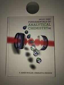 Analytical Chemistry By Skoog 9th E