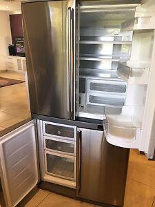 electrolux 602l 4door fridge