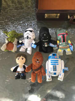 Star Wars - Woodworths collectibles