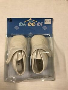 Baby satin shoes