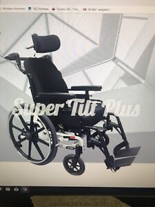 "18"" STP wheelchair"