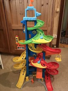 Fisher Price Little People Car Ramp Speers Point Lake Macquarie Area Preview