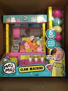 Moj Moj Claw Machine