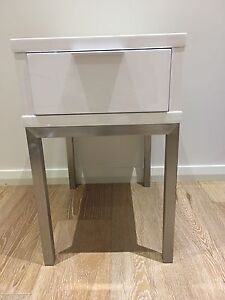 Narrow bedside table West Hoxton Liverpool Area Preview
