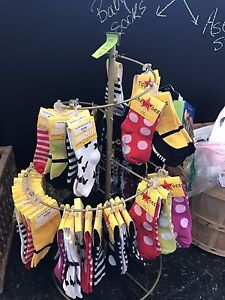 New with Tags! Trumpette Toddler Socks 1-2year size