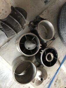 Weber/Polaris jet ski pump parts