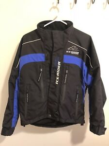 Mustang Ice Rider V2 Jacket Size Small