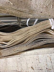 Old window Blinds
