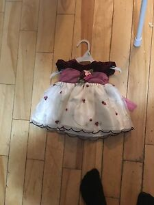 Baby clothes lot (girl)