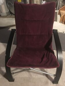 Chair - foldable corduroy