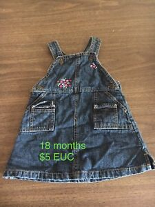Girls clothes 6-9 & 18 months