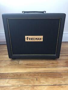 Friedman 1x12