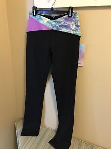 BNWT Ivivva Will power pants size 14