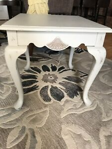 End Tables and Sofa Table