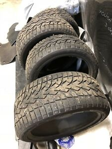 Toyo Tires - Observe G3-ice - 255/40R19 100T Studded / Cloute
