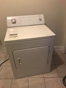 Whirlpool Fully working Energy efficient DRYER can DELIVER