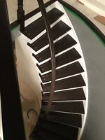 Stairs by professionals 416-457-4624