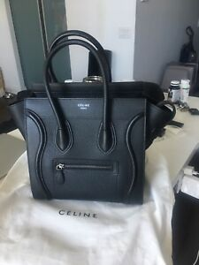 Sell a Celine micro luggage. Very low price