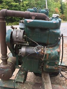 Lister Diesel engine  Reduced to $750