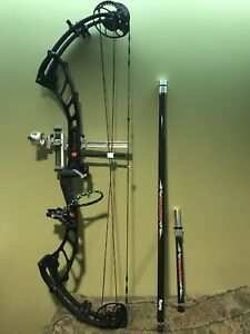 PSE SUPRA MAX Compound Bow. 50 lb.