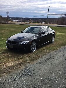 2011 335 xdrive M package