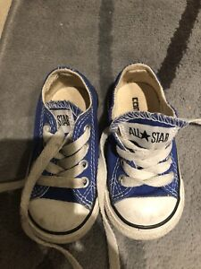 Size 4 Baby Converse
