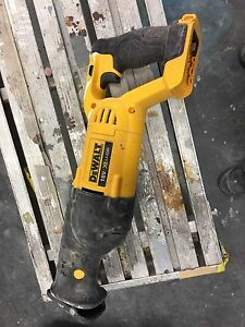 Dewalt reciprocating saw Earlwood Canterbury Area Preview