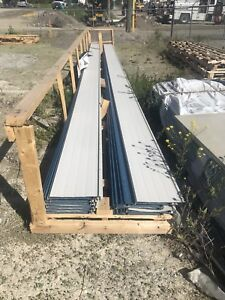 Metal roofing reduced