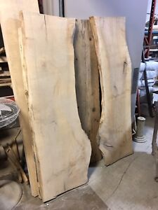 Live edge boards or any size live edge tops