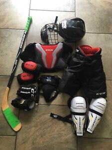 Youth Hockey Starter Kit