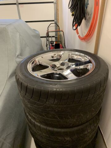 Mustang Terminator Tire Size
