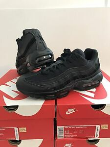 Nike Air Max 95 Essential Triple Black - Brand New In Box