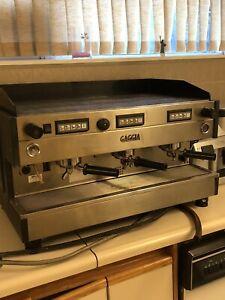 Gaggia 3 group espresso machine