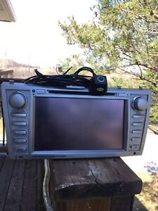 Toyota Camry factory Dvd player