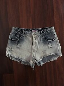 Denim shorts $15 - SIZES: XS and L Liverpool Liverpool Area Preview