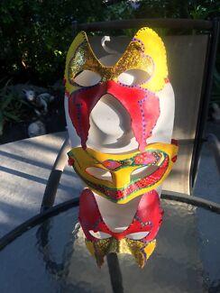 Masquerade masks & facinaters