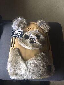 Star Wars Loungefire Ewok Backpack Cloverdale Belmont Area Preview
