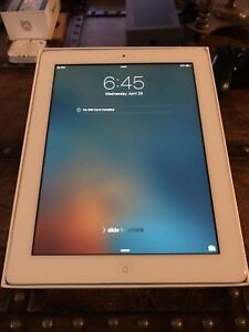 Unlocked iPad 2 64 GB WiFi 3G