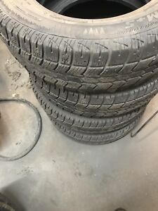 R17 Artic Claw winter tires SOLD !!!!!!!!!!!!