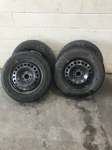 Winter Tires off of Jeep Cherokee