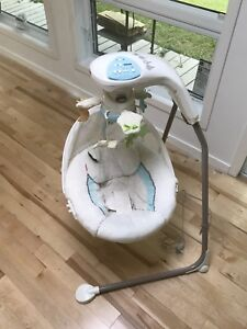 Baby Swing - My Little Lamb (Fisher-Price)