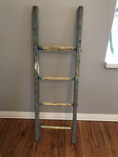 Vintage Decorative Ladder