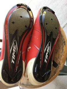 TIME ULTEAM RS CARBON CYCLING SHOES