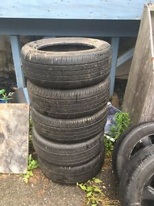 """16"""" Mazda Wheels and tires"""