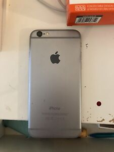 iphone 6 64GB Shattered Screen works perfectly TELUS